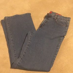 NYDJ Barbara Bootcut Jeans - size 8